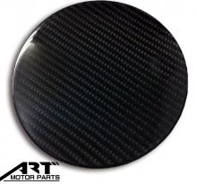 Dry Carbon Fiber FORD Fiesta 06 Fuel Cap Cover